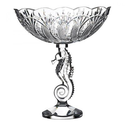 Waterford Crystal Seahorse Centrepiece Bowl 25cm