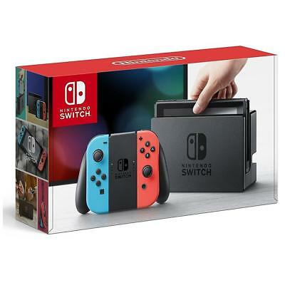 Console Nintendo Switch Red Blue 2500166