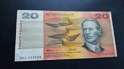 australia currency 20 dollars a2285