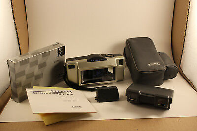 LOREO 3D MKii - 35mm Print Stereo Camera and 3D photo Viewer and case and manual