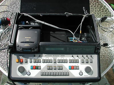Starkey/Interacoustics AA-30 Two CH Clinical Audiometer  Calibrated, Compare !