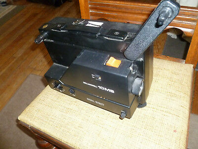Bell&Howell 10MS super 8 standard 8mm Movie Projector +film