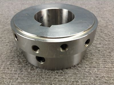 "Rexnord 7300657 Tire Coupling Hub 2-1/8"" bore"