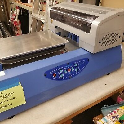 Freejet 330TX Direct to Garment DTG Printer Great Condition
