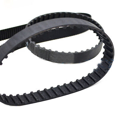 XL 120/122/124/126/128 XL Black Timing Synchronous Belt 5.08mm Pitch 10mm Width