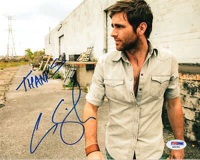 CANAAN SMITH SIGNED AUTOGRAPHED 8x10 PHOTO COUNTRY MUSIC FAVORITE PSA/DNA
