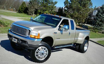 2001 Ford F-350 Lariat 2001 F350 Lariat Extra Cab 4x4 Dually 7.3 Diesel 48,000 Miles Totally Custom
