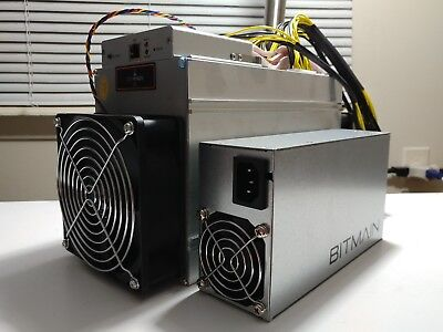 Bitmain Antminer L3+ 504MH/s  ASIC Litecoin Miner *MINT CONDITION*