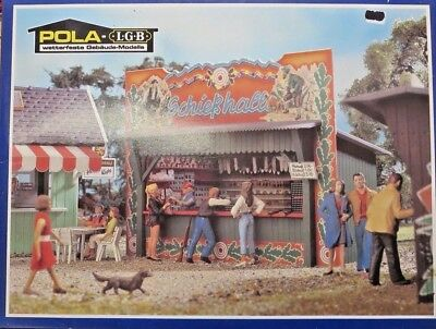 "POLA 996 G-Scale LGB ""Harry's Shooting Gallery"" Kit NOS"