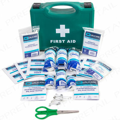 Public Service Vehicle (PSV) First Aid Kit Case Car Van Delivery Taxi Bus Travel