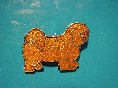LHASA APSO -   hat pin , lapel pin , tie tac  , hatpin GIFT BOXED (S)  (cl)