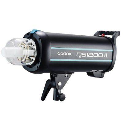 Godox QS1200II 1200Ws 2.4G X System photo Studio Flash Strobe Light Head 220V