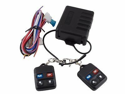 Central Locking Keyless Entry System With 2 Remote Controlers for Ford Universal