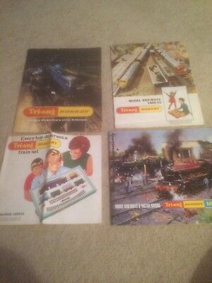 @@ Tri-ang/Hornby Catalogue's 60's/70's @@