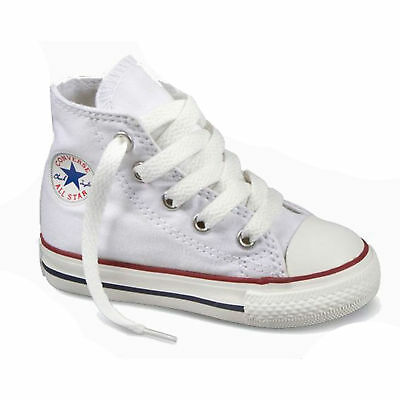 NS. 21495 CONVERSE ALL STAR HI OPTICAL WHITE 22
