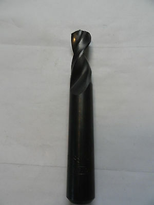 "Reground Guhring 41/64"" (.6406"") HSS Screw Machine Drill Bit, 9002230162700"