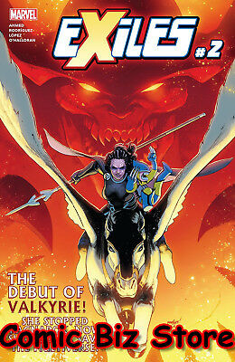 Exiles #2 (2018) 1St Printing Bagged & Boarded Marvel Comics