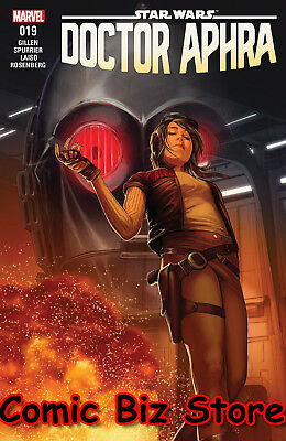 Star Wars Doctor Aphra #19 (2018) 1St Printing Bagged & Boarded Marvel Comics