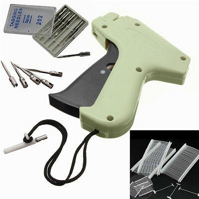 New Standard Garment Clothing Price Hang Label Tagging Tag Tagger Machine Gun