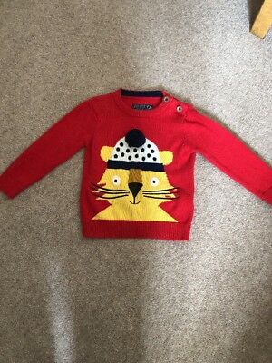 Joules Baby Boy jumper Size 18-24 Months