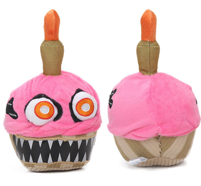 New Pink Five Nights at Freddy's Series 2 Nightmare Cupcake 7.9Inch FNAF Plush T
