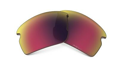 f9c4735edca Authentic Oakley Flak 2.0 OO Red Iridium Polarized Lenses 101-355-009
