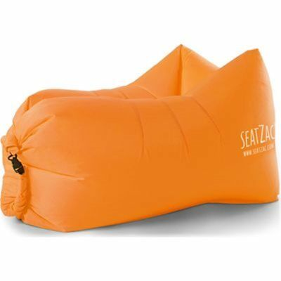 Sitzsack Air Lounge orange