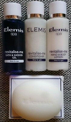 ELEMIS - Luxus 5* Hotel Spa & Pflege-Set