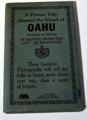 Antique 1930s Photos 32 Hawaii Images OAHU Natives Fattener Chinese Theater