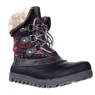 240878177269 Bare Traps Womens Yaegar Closed Toe Mid-Calf Cold Weather