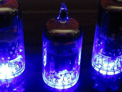 Vintage Vacuum Tube Light Fixture ~ Older Technology Combined with Modern LEDs ~