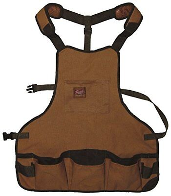 Bucket Boss 80200 Duckwear SuperBib Apron Bags Belts Pouches Tool Boxes Storage