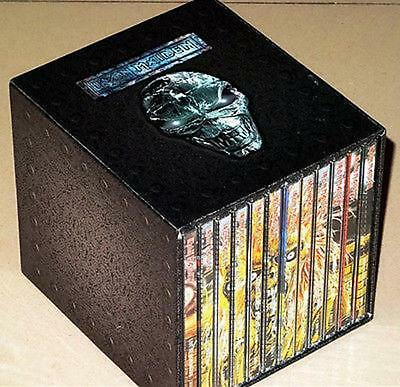 Hot Selling!iron maiden collection 15 CD box set - new sealed