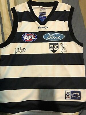 Geelong Cats Signed Guernsey