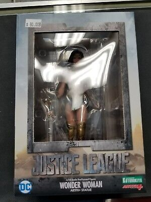 Kotobukiya DC Comics Statue Wonder Woman Justice League Artfx+ Statue