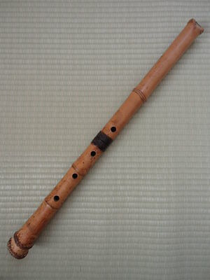 Shakuhachi / Japanese Bamboo Flute / Traditional Musical Instruments