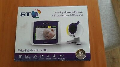 BT Video baby Monitor - Brand New but opened and Never Used