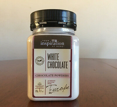 YIAH White Chocolate Powder FREE Postage