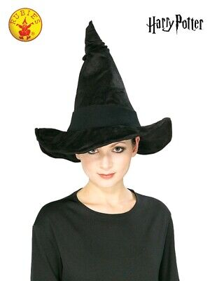 Costume Accessory Book Week Wizard Hogwarts Harry Potter Sorting Hat Deluxe