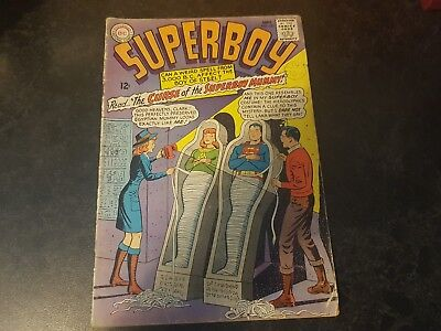 Superboy DC Comic 1965