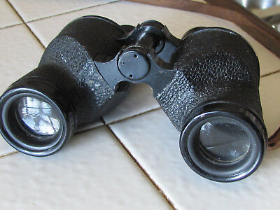 Vintage World War Two Universal Camera Corp Binocular  1942 Rwj M6 6X30 32583