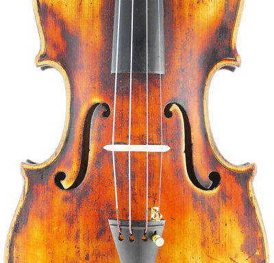 Fine, antique ITALIAN old 4/4 master violin - Ready to play - fiddle, geige