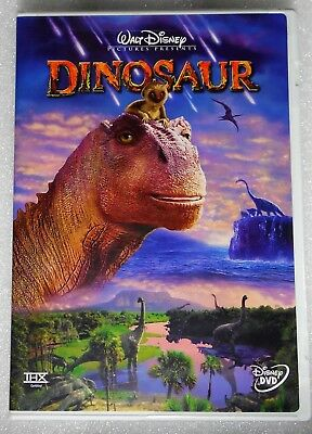 Authentic Brand New GIFT Ready Disney Dinosaur 2004 Widescreen DVD Animated Hit