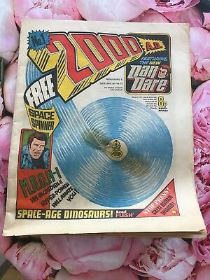 2000AD issue no1