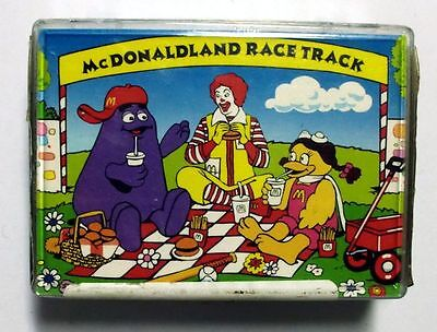 Complete Set of 50 Trading Cards the Mcdonaldland 500 1996 Collect Mint (88)