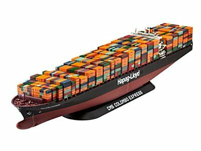 Revell 05152 - Modellbausatz Schiff 1:700 - Containerschiff Colombo Express im M