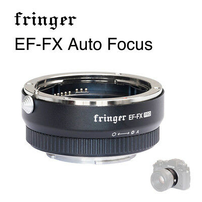 Fringer EF-FX Pro Canon EF Lens to Fujifilm X mount Auto Focus XT2 adapter XH1
