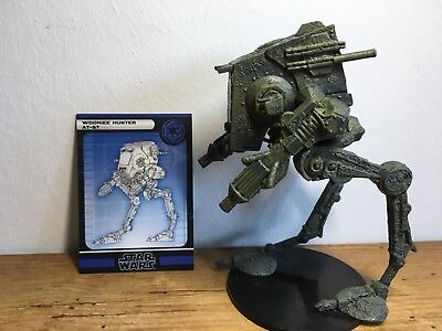 Star Wars Miniatures, Force Unleashed, #Wookiee Hunter AT-ST, WotC, SW