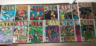 The Nam Comic Collection Mint Condition Sealed