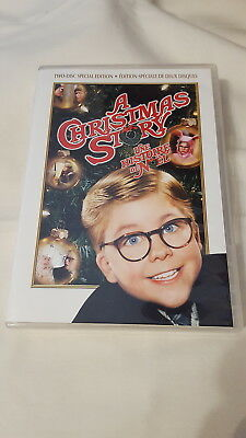 A Christmas Story  ( DVD  2008  2 Disc Set  Canadian Special Edition )